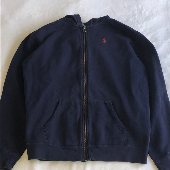 Polo by Ralph Lauren Other - polo zip up hoodie